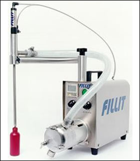 Fillit Gear Pump Filler